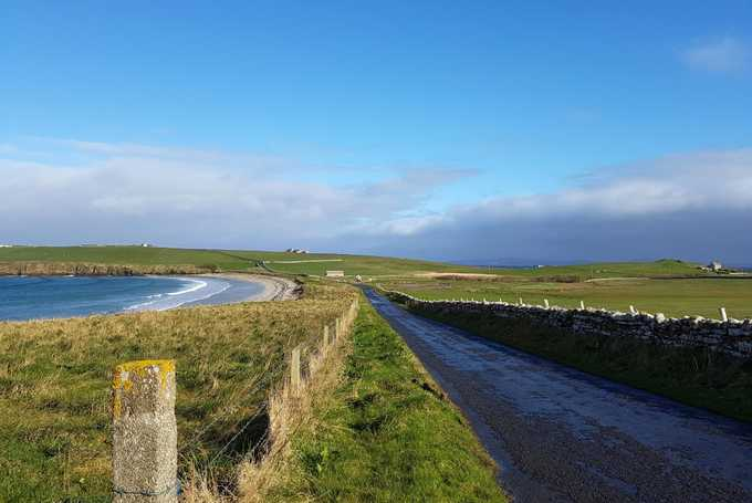 A month in Orkney