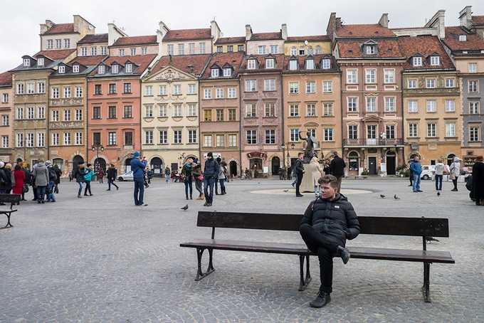 A Warsaw city guide